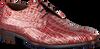 Rode FLORIS VAN BOMMEL Nette schoenen 14104 - small