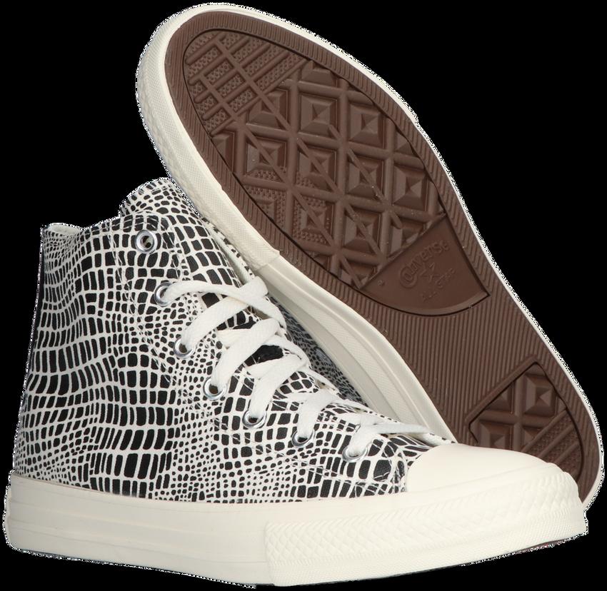 Zwarte CONVERSE Hoge sneaker CHUCK TAYLOR ALL STAR WORDMARK  - larger