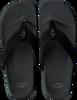 Zwarte UGG Slippers TENOCH HYPERWEAVE  - small