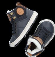 Blauwe TON & TON Hoge sneaker ARVID  - medium