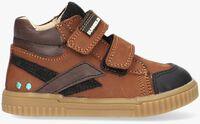 Cognac BUNNIES JR Hoge sneaker ERIC EERLIJK  - medium