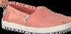Roze TOMS Instappers BIMINI  - small