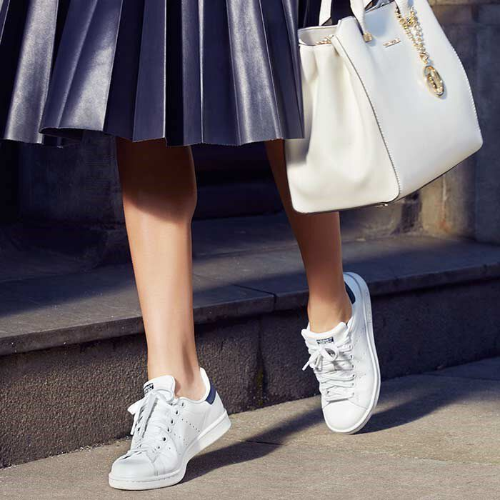 Witte ADIDAS Sneakers STAN SMITH DAMES | Omoda