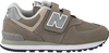 Grijze NEW BALANCE Sneakers YV574/IV574 - small