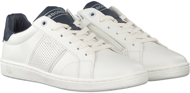 Witte BJORN BORG Lage sneakers T316 CLS  - large