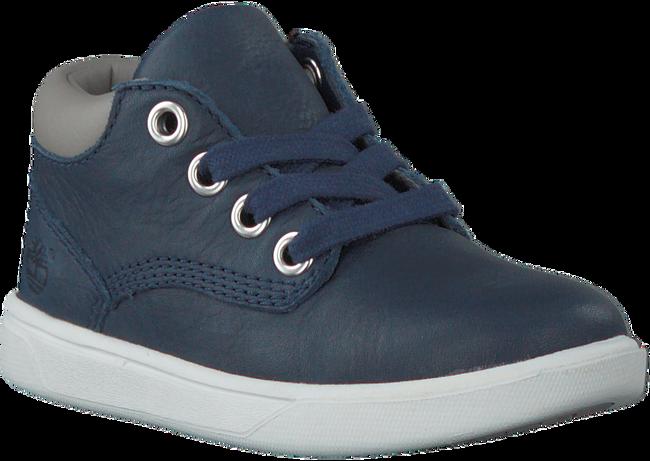 Blauwe TIMBERLAND Sneakers GROVETON LEATHER  - large