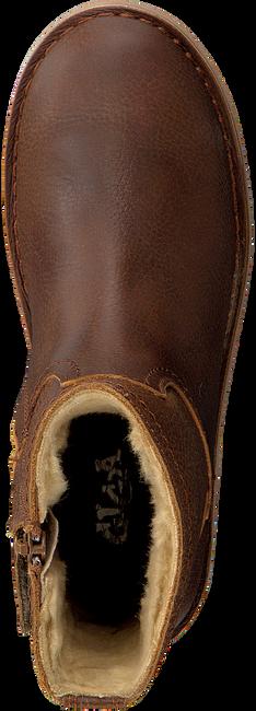 Cognac GIGA Lange laarzen 8509  - large