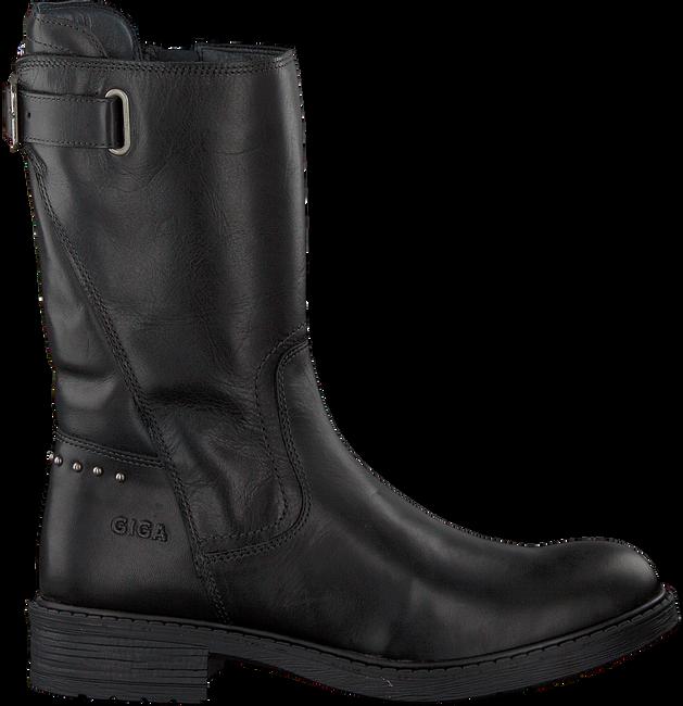 Zwarte GIGA Hoge laarzen 9676 - large