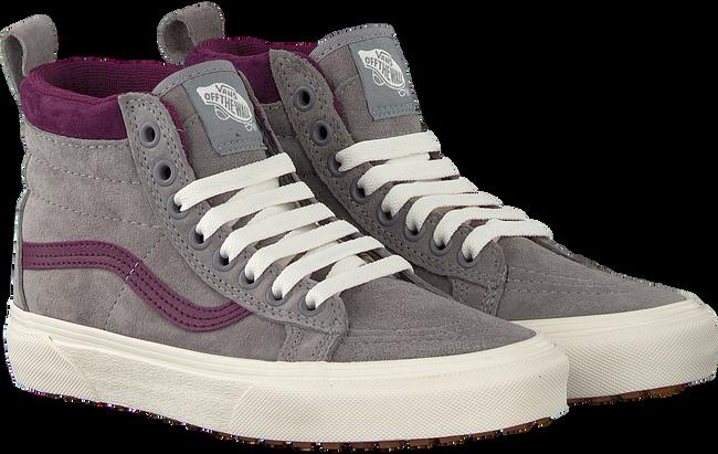 Grijze VANS Sneakers UA SK8-HI MTE WOMEN  - large
