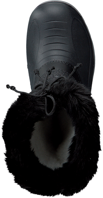 Zwarte OLANG Vachtlaarzen MARTE - large