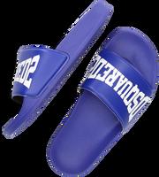 Blauwe DSQUARED2 Slippers DSQUARED2 KID SLIDE  - medium