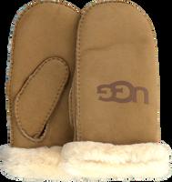 Camel UGG Handschoenen SHEEPSKIN LOGO MITTEN  - medium
