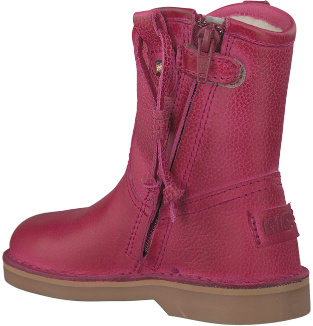 Roze GIGA Lange laarzen 7991  - large