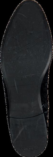 Zwarte OMODA Enkellaarsjes 52B033 - large