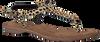 Beige LAZAMANI Sandalen 75.611  - small