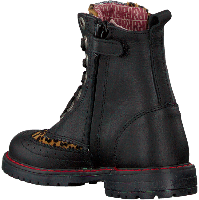 Zwarte RED-RAG Veterboots 12088  - large