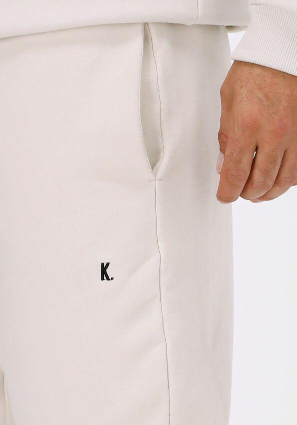 Gebroken wit KULTIVATE Sweatpant TR COMFORT PANTS - larger