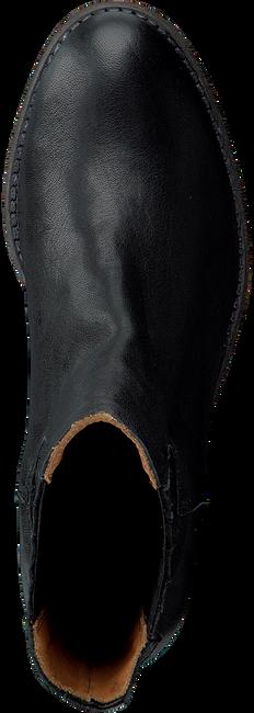 Zwarte SHABBIES Enkellaarsjes 182020094 - large