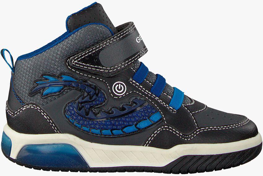 Zwarte GEOX Sneakers J949CE  - larger