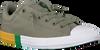 Groene CONVERSE Sneakers CTAS STREET SLIP KIDS - small