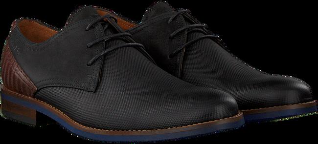 Zwarte VAN LIER Nette schoenen 1915314  - large