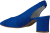 Blauwe MARIPE Pumps 26653  - small