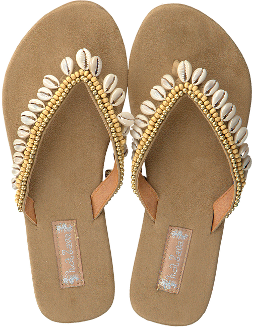 Beige HOT LAVA Sandalen BLUE LAGOON - large