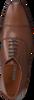 Cognac VAN LIER Nette schoenen 6004  - small