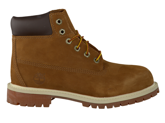 Camel TIMBERLAND Enkelboots 6IN PRM WP BOOT KIDS  - large