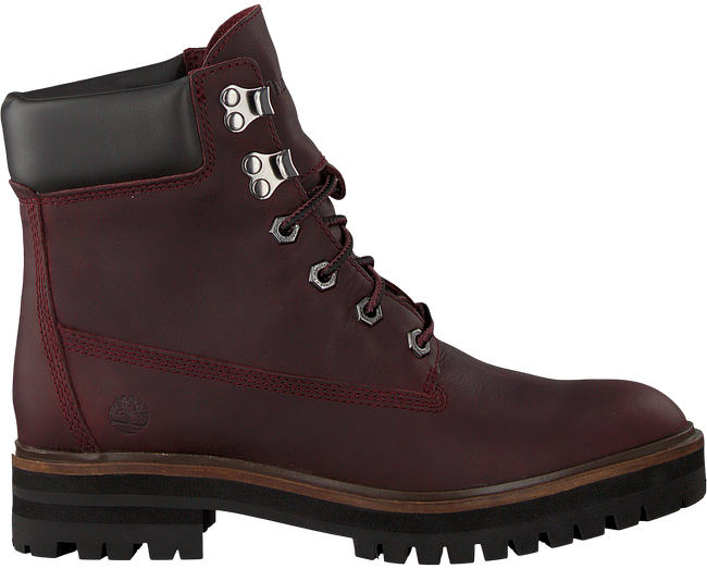 Rode TIMBERLAND Veterboots LONDON SQUARE 6IN BOOT - large