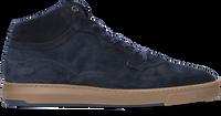Blauwe FLORIS VAN BOMMEL Hoge sneaker 20325  - medium