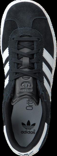 Zwarte ADIDAS Sneakers GAZELLE KIDS  - large