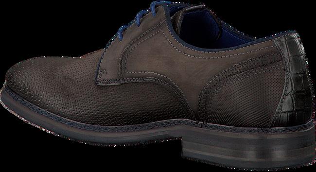 Grijze BRAEND Nette schoenen 15545  - large
