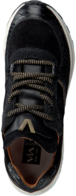 Zwarte VIA VAI Sneakers SWAMI  - large