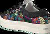 Zwarte REPLAY Sneakers MUESLI - small