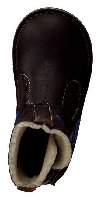 Bruine KICKERS Lange laarzen YAGO  - large