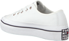 Witte TOMMY HILFIGER Sneakers CORPORATE FLATFORM SNEAKER  - small