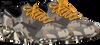 Grijze DIESEL Sneakers S-KBY HEREN  - small