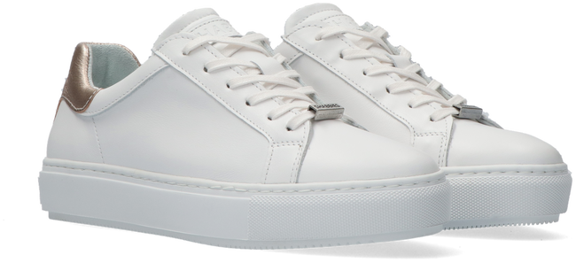 Witte SHABBIES Lage sneakers 101020088 - large