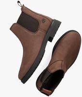Zwarte TIMBERLAND Chelsea boots HANNOVER HILL  - medium