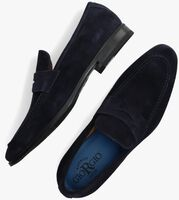 Blauwe GIORGIO Loafers 50504  - medium