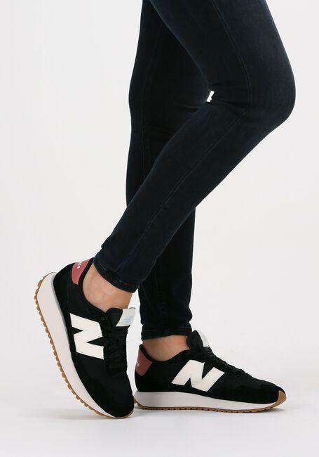 Zwarte NEW BALANCE Lage sneakers WS327  - large