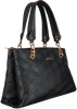 Zwarte LIU JO Handtas SOFF BOSTON BAG  - small
