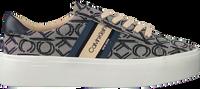 Blauwe CALVIN KLEIN Lage sneakers JINJER  - medium