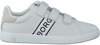 Witte BJORN BORG Sneakers T310 LOW VELCRO  - small