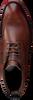 Cognac FLORIS VAN BOMMEL Veterboots 10295 - small