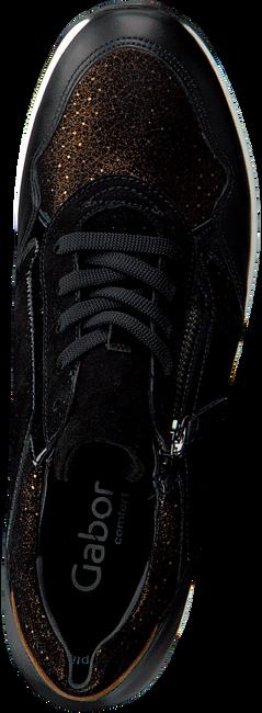 Zwarte GABOR Sneakers 488  - large