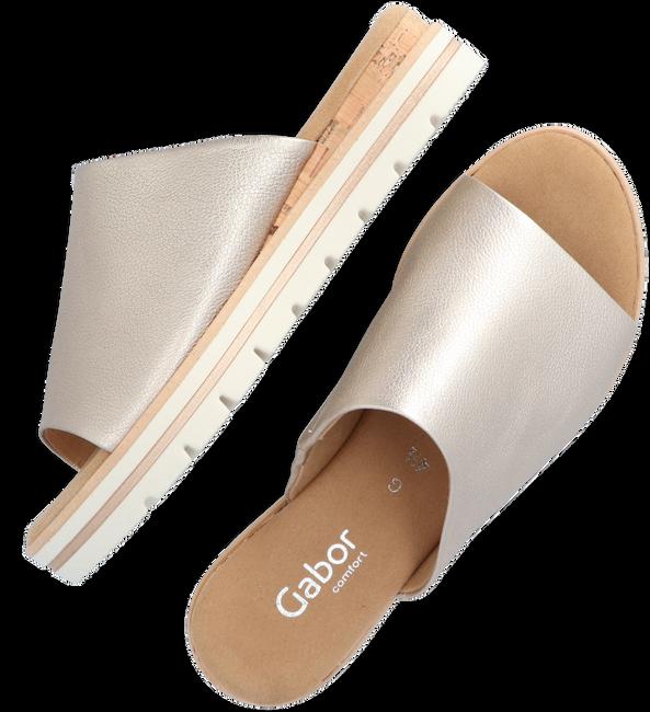Gouden GABOR Slippers 770.1  - large
