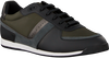 Groene BOSS Sneakers GLAZE LOWP TECH2 - small