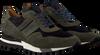 Groene MAZZELTOV Sneakers 3982  - small